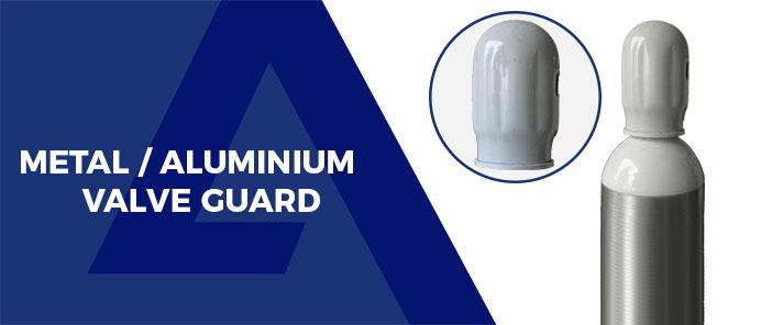 Cylinder with Aluminium Cap